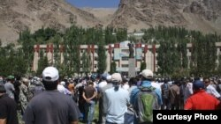 "Власти Таджикистана запретили ""сходки"" граждан в ГБАО"