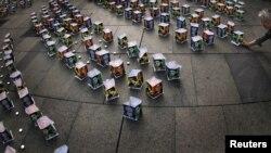 Aksion i organizuar nga Amnesty International, për viktimat e Sirisë