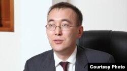 Улуттук банктын жетекчиси Толкун Абдыгулов.