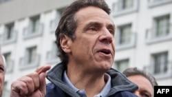 Guvernatori i New York-ut Andrew Cuomo s