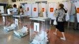 Выборы в Крыму, иллюстрационное фото
