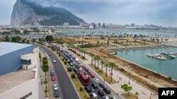 Вид на Гибралтар. Иллюстративное фото