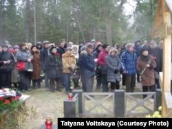 Похороны Алексея Девотченко