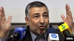"Iranian Justice Minister Alireza Avai, was a member of so-called ""death commissions"" that questioned prisoners in 1988. (file photo)"