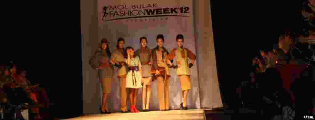 Осенняя Неделя моды-2012 #3