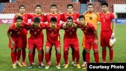 Молодежная сборная Кыргызстана по футболу.