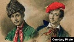 Захаров Петра 1830 - чу шарахь диллина сурт