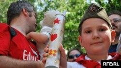 Sa obilježavanja 25. maja u Sarajevu, Foto: Midhat Poturović