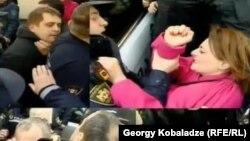 Столкновения в Тбилиси между сторонниками и противниками власти (Тбилиси, 12 марта 2015 года)
