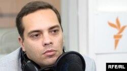 Владимир Милов, президент Института энергетической политики