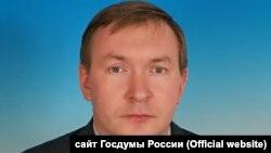 Бывший депутат-единоросс Госдумы России Сергей Поддубный