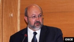 Генералниот секретар на ОБСЕ Ламберто Заниер