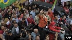 Դիլմա Ռուսեֆը 2010 թվականի նախագահական ընտրությունների ժամանակ, 2-ը հոկտեմբերի, 2010թ․