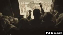 Кадр зі стрічки «Хайтарма», режисер Ахтем Сеітаблаєв