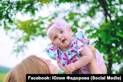 Ліза – татова копія і сенс життя 20-річної вдови морпіха Федорова