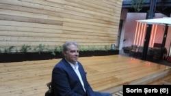 Adrian Cioroianu, în așteptarea spectatorilor