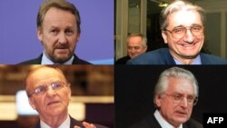Sinovi i očevi: Bakir i Alija Izetbegović, Miroslav i Franjo Tuđman