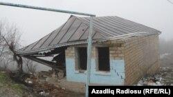 Qəzalı ev (arxiv fotosu)