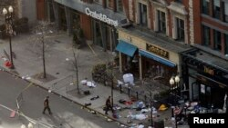 Slike napada u Bostonu, 15. april 2013.