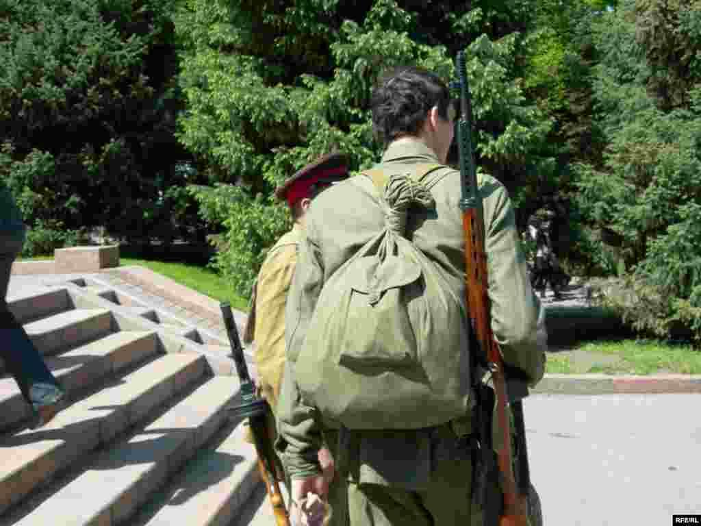 Алматыдағы Жеңіс күні мейрамы #17