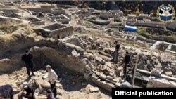 В Чечне в селе Хой найден могильник 10-12 вв