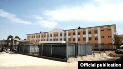 Построенная Узбекистаном школа