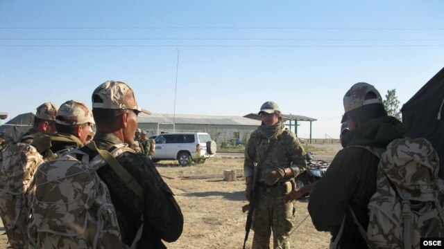 This latest attack again highlights the fragile and often tense situation along the Afghan-Turkmen border. (file photo)