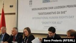 Međunarodna konferencija o ljudskim pravima, decembar 2011.