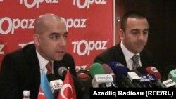 Azər Məhərrəmov və Ahmet Sezer