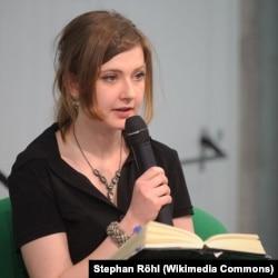 Olga Gryaznowa Almaniya, 2012. Foto: Stephan Röhl