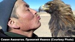 """""""Царь-птица"""", орлица Тумара"""
