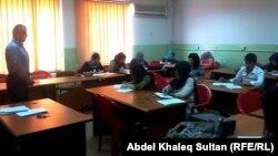 دهوك: دورة تدريب المعلمين