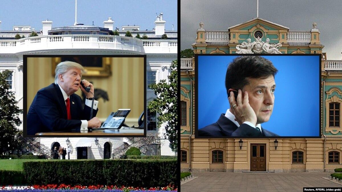 Трамп и Помпео прокомментировали интервью Зеленского зарубежным СМИ