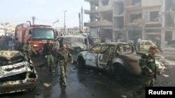 بمبگذاریهای روز یکشنبه در شهر حمص از نظر شمار قربانیان آن در یک سال و نیم اخیر بیسابقه بوده و در طول پنج سال جنگ داخلی سوریه نیز تنها یک حمله را میتوان سراغ گرفت که از آن مرگبارتر بوده است