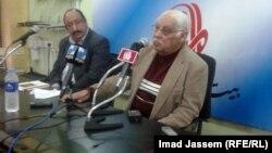 الكاتب المسرحي عادل كاظم