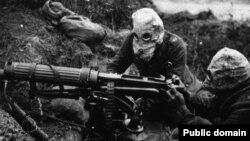 سربازان در جبهه غربی به کنن خندق و ساخن سنگرهای دائمی روی آوردند.