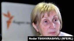 Политолог Натела Сахокия