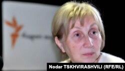 Эксперт Натела Сахокия