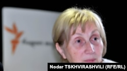 Натела Сахокия