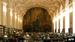 Бібліятэка Клемэнтынум у Празе