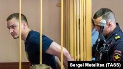 Бывший инспектор отдела безопасности исправительной колонии №1 Максим Яблоков