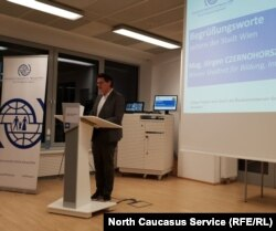 Глава департамента Вены по образованию и интеграции Юрген Чернохорски