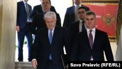 Duško Marković i Ivan Brajović očekuju proteste anti NATO snaga
