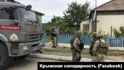 Обыск в Крыму, 2 июня 2020 года