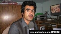 د پښتونخوا سټوډنټس آرګنایزېشن مشر کبیر افغان