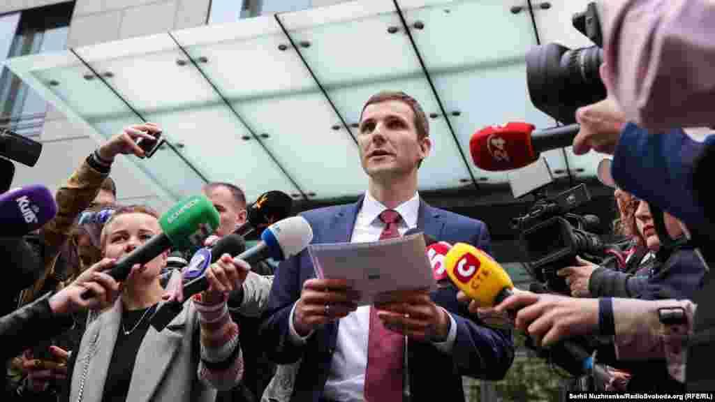 Участники акции передали свои обращения послам европейских стран