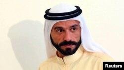 Sheiku Ali Hatem Suleiman, udhëheqës i fisit Dulaimi (ARKIV)
