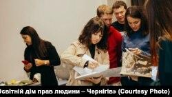 Выставка «Чемоданы правозащитников» во Львове