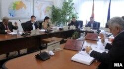 Седница на Државната изборна комисија на 18 октомври 2016