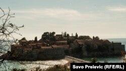 Luksuzno ljetovalište u Crnoj Gori - Sveti Stefan